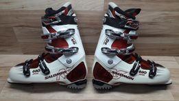 Ogłoszenia Sporty zimowe Sprzedam buty narciarskie salomon