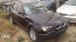 BMW X3 Tokunbo 2004 With Navigation