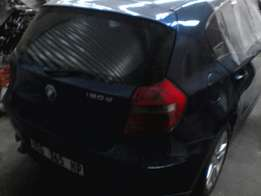 Bmw e87 1 series 120d hatch back stripping for parts