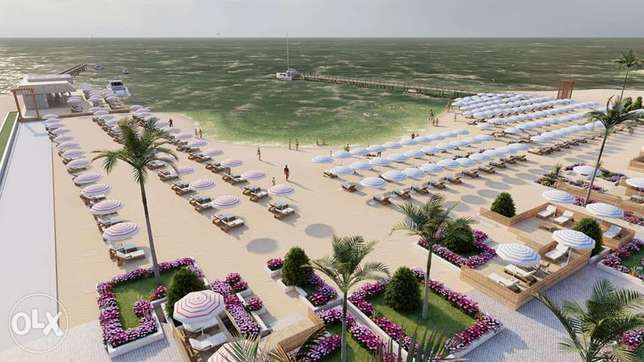 ِApartment Private Beach in the heart of Hurghada