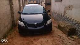 Lagos Cleared 2009 Toyota Corolla for Sale