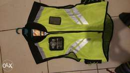 Motorcycle Reflector Jacket