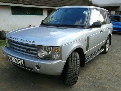 Land Rover Range Rover Vogue. Trade in accepted! Nairobi CBD - image 1