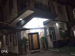 5 BDRM fully detached duplex for sale at Omole phase 2 Estate, Lagos