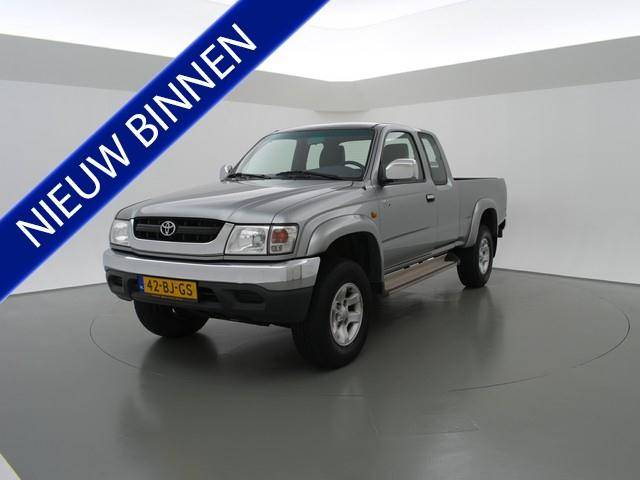 Toyota HiLux 2.5 D4 D 100 XTRA CAB SR5 YOUNGTIMER MARGE - 2003