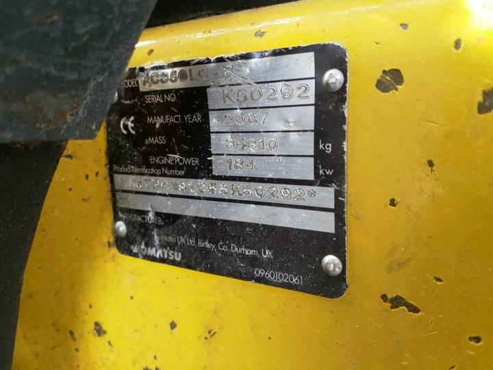 Komatsu Pc350lc-8 - 2007 - image 20