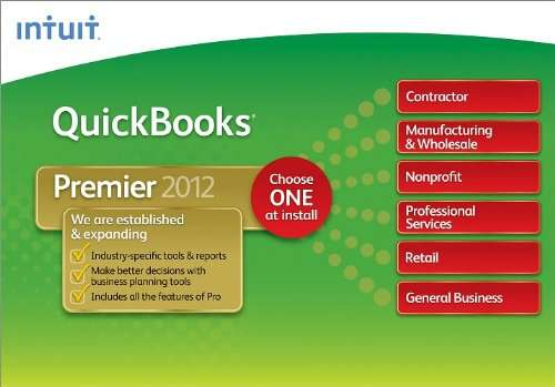 QuickBooks Premier Accounting 2012 Wuse - image 1