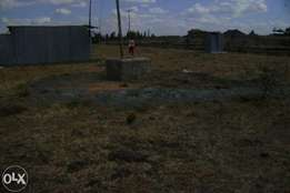 1/8 acre plot in Ongata Rongai