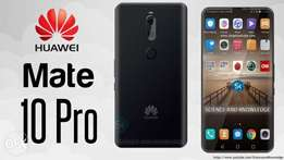 Huawei ascend Mate 10 pro brand new sealed original warranted delivery