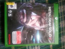 Metal Gear Solid V for xbox one