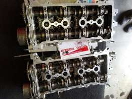 Toyota 3ZZ And Toyota 4ZZ Complete Cylinder Heads For Sale