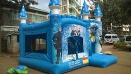 small size bouncing castle for sale