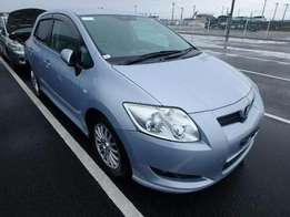 Foreign Used Toyota Auris Sky Blue For Sale Asking Price 1,150,000/=