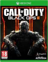 Call Of Duty: Black Ops III (Xbox One) Activision