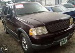 Very nice Ford Explorer 02