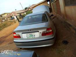 BMW 3 series (Koja) almost as new as toks
