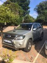 Toyota Fortuner 2008 D4D for sale