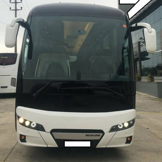 Neoplan N 2216 SHD-Tourliner - 2017