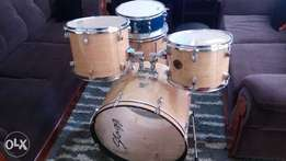 Quality drum kit