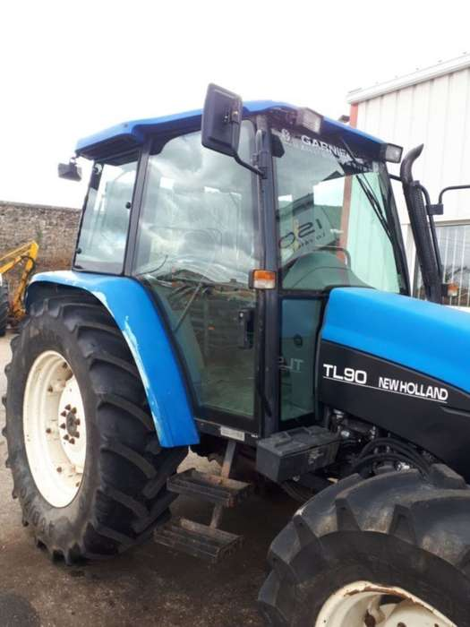 New Holland tl90 - 2001 - image 7