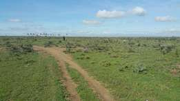 Isinya 100 acres 2km off Namanga Highway Very Genuine