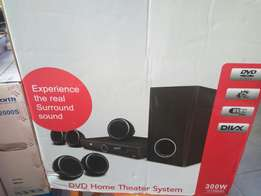 Home theater system on offer