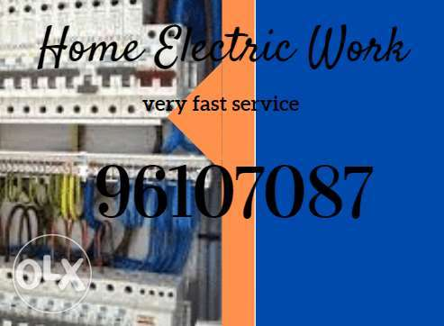 If you are having up to any electric issue in your home you can reach