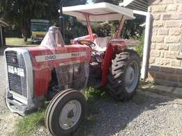 2016 Massey Fergusion Tractors,50 HP,2 Disc Plough and I Year Warranty