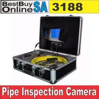 Waterproof Sewer, Drain Pipe Inspection Camera 3188 Endoscope