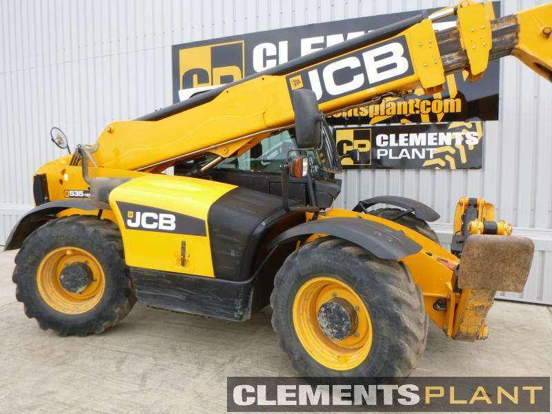 JCB 535-125 Hi-viz - 2011