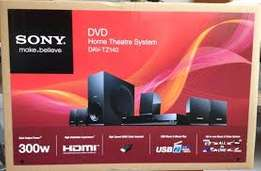sony tz 140 home theatre system
