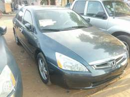 Honda accord EOD 2005 very clean and neat