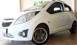 2011 Chevy Spark 1.2i LS 5dr