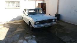 1961 Ford cortina 1.6kent unfinish project