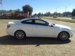 2013 Mercedes-Benz C180 Coupe Auto For Sale R250000 Is Available