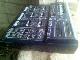 Behringer BCA-2000 audio interface used