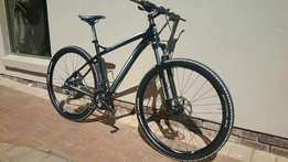 2015 Ghost special edition ovulated 29er immaculate condition