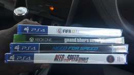 PS4 And Xbox One Games