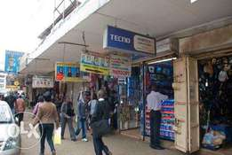 Corner Block 4Sale, NRB CBD, River Rd 350M, Monthly Rental Income 3.8M