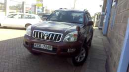 Land cruiser TRJ 125 SUV brand new