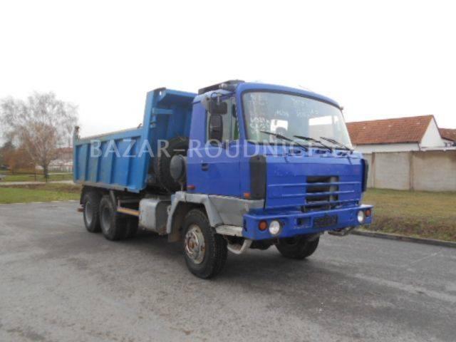 Tatra T815,6x6,S1 - 1997
