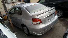 Toyota belta 1300cc with leather seats and body kit