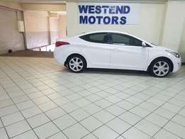 2014 Hyundai Elantra 1.8 Gls Executive A/t