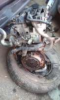 engine for peugeot 307 1.6 manual ,petrol