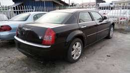 Foreign Used 2006 Chrysler C300 AWD Hemi With Auto Leather Navigatio