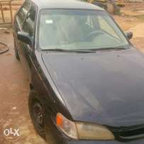 Toyota Corolla 1999 (small but Might)