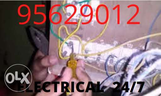 We give you a really fitting service about electrics and plumbing