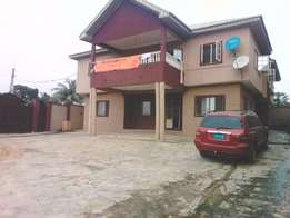 Newly Renovated 3 Bedroom FLat at Obawole
