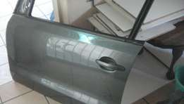 Vw polo 6 hatch back left front door for sale...