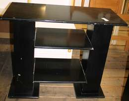 Black Tv Stand S023486A